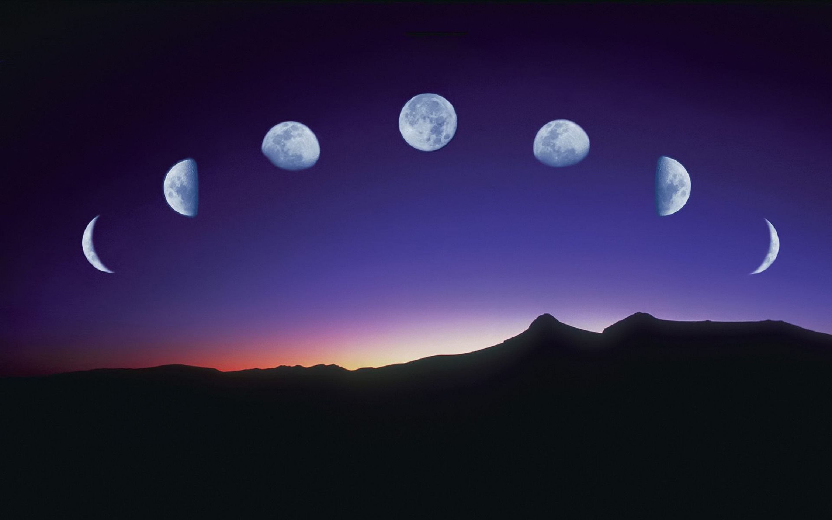 The Moon's Effect on Health and it's Importance in Astrology