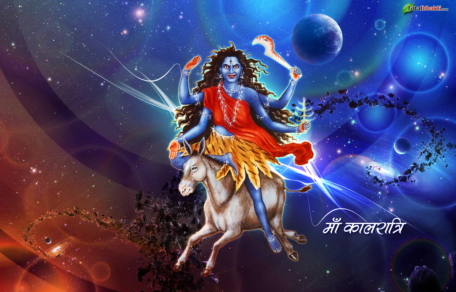 Navratri Day 7 – Worshipping of Goddess Kalaratri
