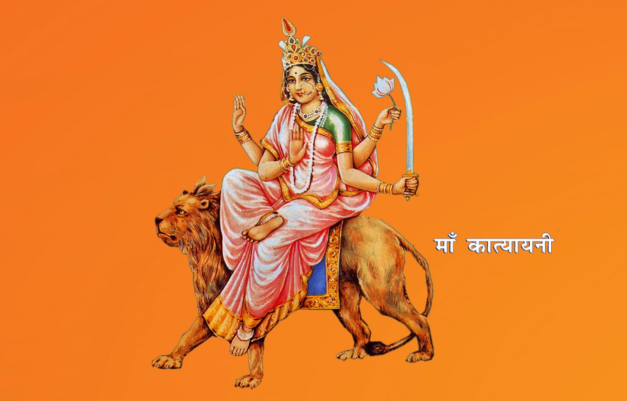 Navratri Day 6 – Worship of Goddess Katyayani