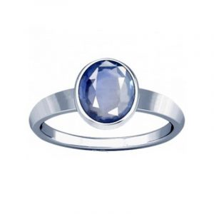 RING NEELAM 300x300 - Blue Sapphire (Neelam)- Ring, find my peace