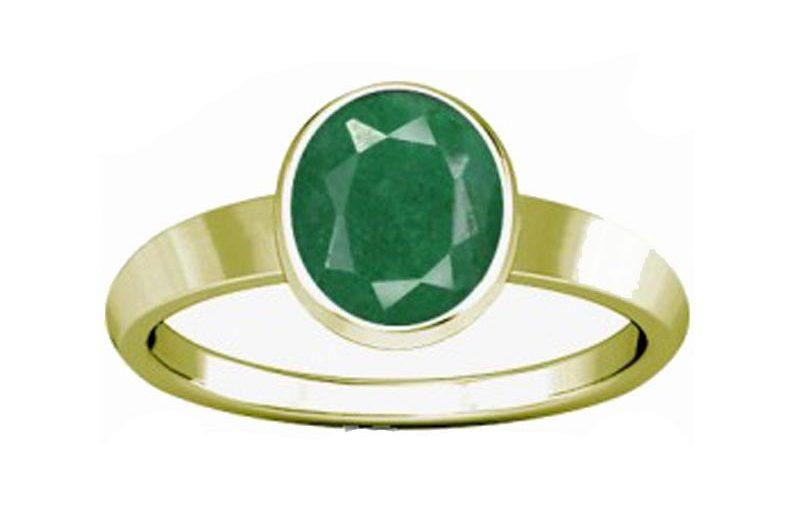 Emerald (Panna)- Ring