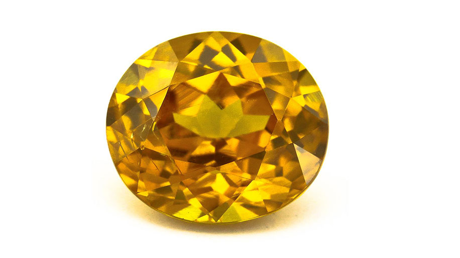Yellow Sapphire - newsletter, find my peace