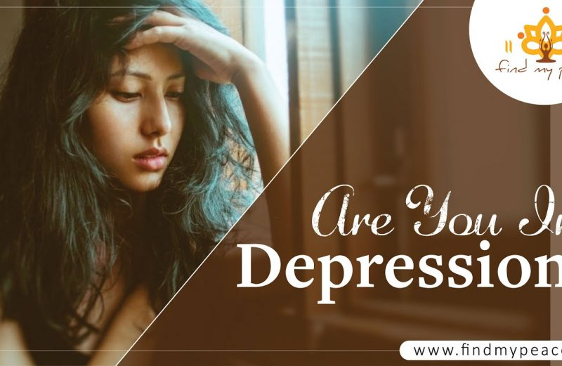 Are you in Depression?