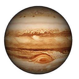 Jupiter - Planets, find my peace