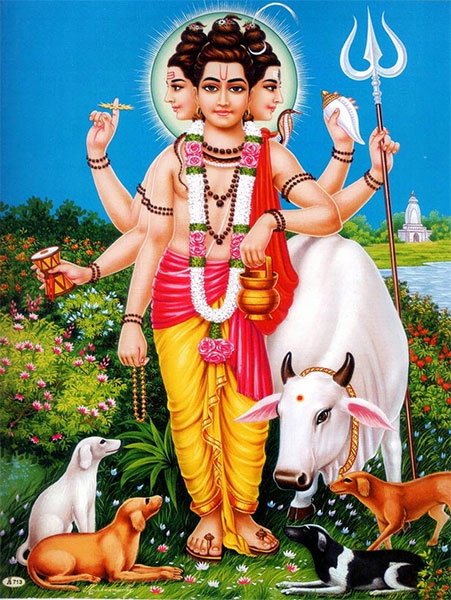 dattatreya - Datta Jayanti, Tuesday 29th December 2020, find my peace