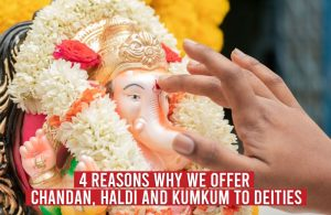 4 Reasons why we offer chandan haldi and kumkum to Deities 300x195 - Blogs, find my peace