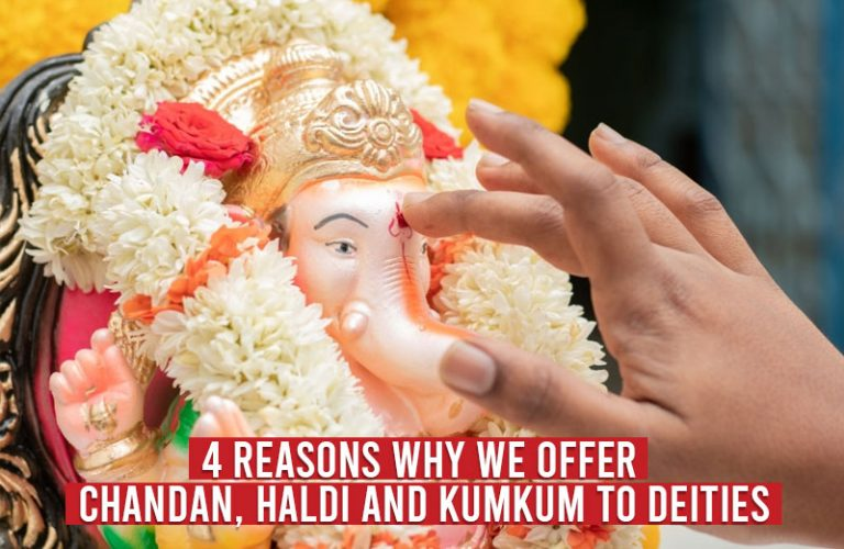 4 Reasons why we offer chandan haldi and kumkum to Deities 768x500 - newsletter, find my peace